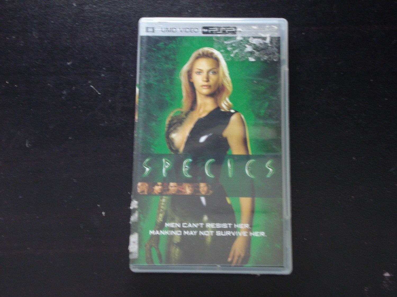 Species PSP movie