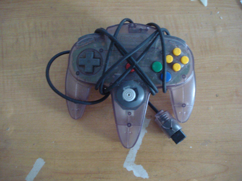 Nintendo 64 controler