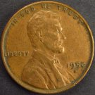 1952D-1MM-022, VF cleaned, 1952D RPM