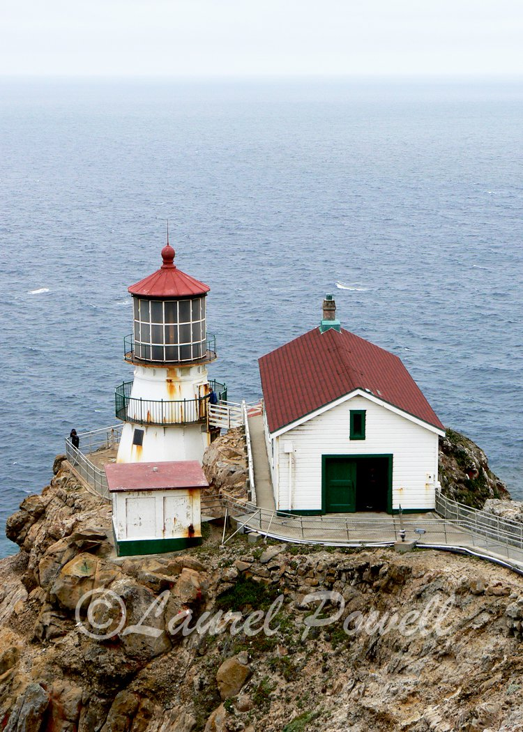ACEO Point Reyes Lighthouse