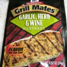 12 PACKS McCORMICK'S GARLIC HERB & WINE  MARINADE