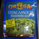 10 PACKS ORTEGA GUACAMOLE SEASONING JUST ADD AVOCADO
