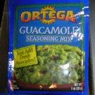 10 PACKS ORTEGA GUACAMOLE SEASONING JUST ADD AVOCADO