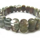 BA2799 Phantom Quartz Oval Shape 13x8mm Bracelet