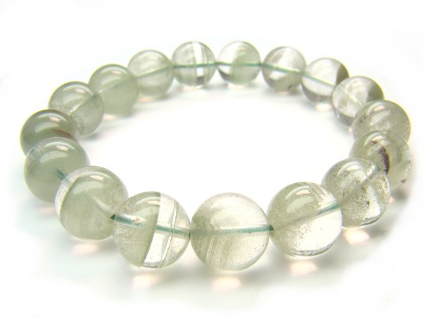 BA9457 Phantom Quartz Round Shape 12mm Bracelet