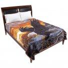 Brookwood Home Eagle Blanket
