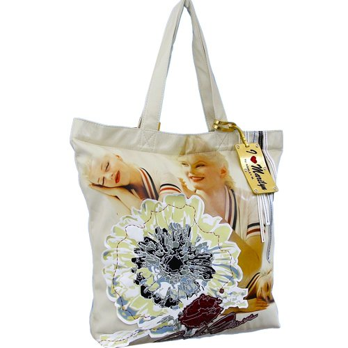 MARILYN MONROE PURSE M88798MU-WT