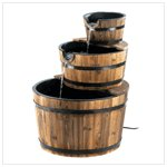 Apple Barrel Fountain 13841