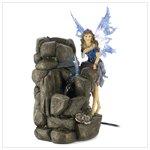 Lighted Fairy Fountain 12540