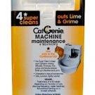 Cat Genie Machine Maintenance 4 treatments