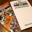 Penguins vs. Possums #6: Blank Sketch Cover