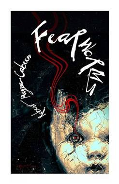 Signed Bill Sienkiewicz 'Fearworms: Selected Poems' Print
