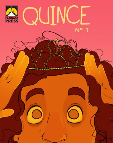 Quince Trade Paperback (PRE-ORDER)