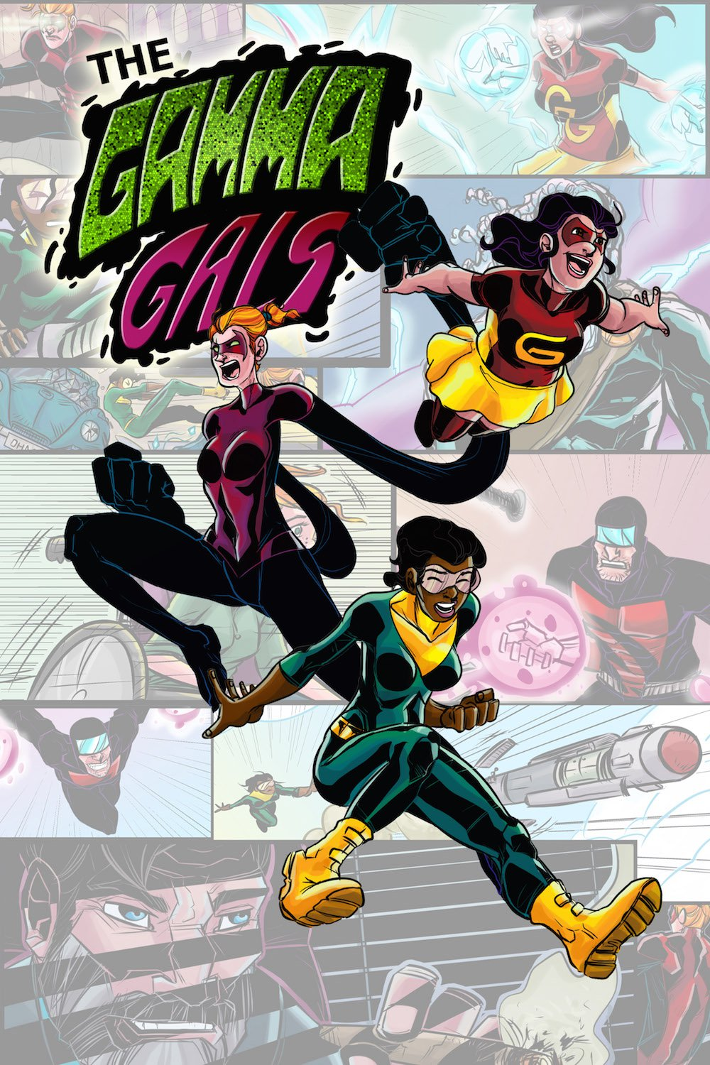 The Gamma Gals Trade Paperback