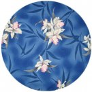 Orchids - Fabrics (Blue)
