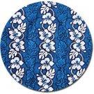 Hawaiian Fabric - Blue