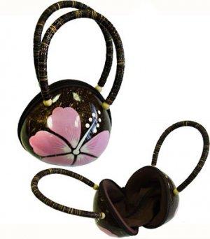 Coconut Handbag Pink