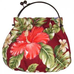Kanunu Handbag - Red
