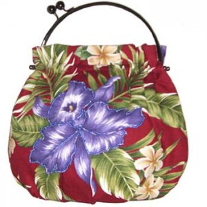 Okalani Handbag - Red
