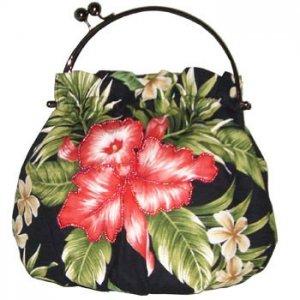 Okalani Handbag - BlaCK