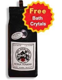 Dark Roast 8 oz Kona Coffee