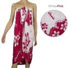Plumeria - White Pink