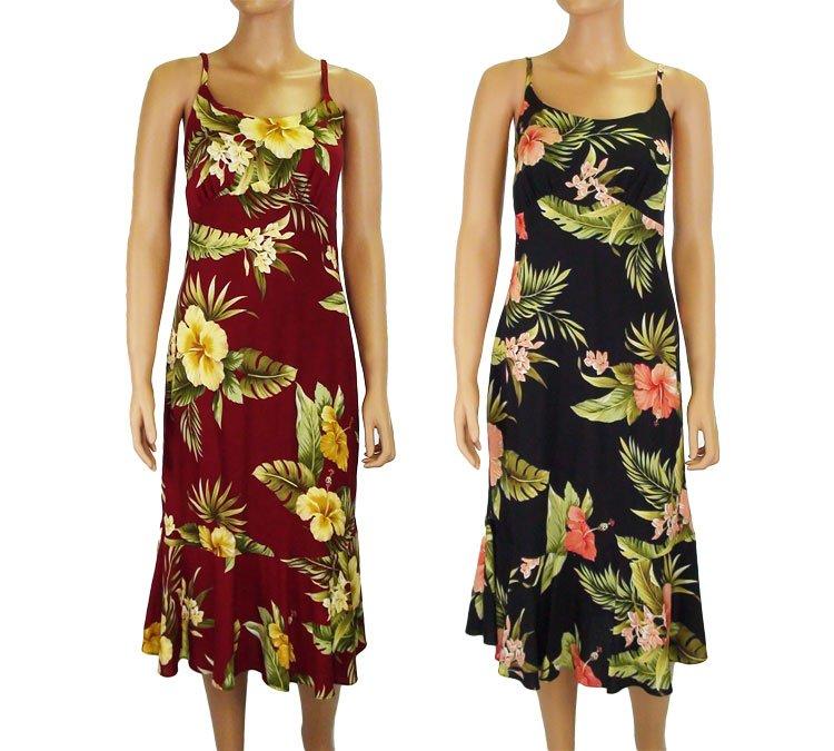 Akaka - Mid Length Dress