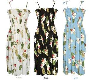 Hiwalani Dress = Spaghetti Strap Dresses