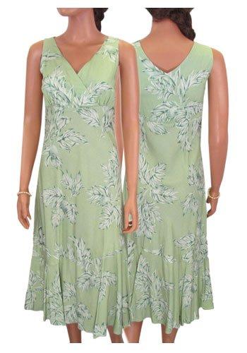 Lehue - V-Neck Dresses 2XL