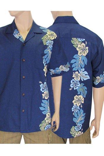 Laele - Men's Boarder Shirt  3XL
