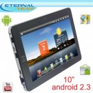FlyTouch 3 - 10' 3G 521MB 1GZ Android 2.3 Tablet PC