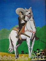Emiliano Zapata; his life was la revolucion!  Montemar, Rene G.D. 1973 VG++