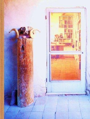 The Book Room: Georgia O'Keeffe's Library in Abiquiu