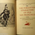 Forgotten Characters Of Old San Francisco 1964 VG/F