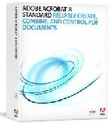 ADOBE ACROBAT 8 STANDARD EDITION FOR WINDOWS