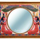EGYPTIAN-WOMEN WALL MIRROR (6131)