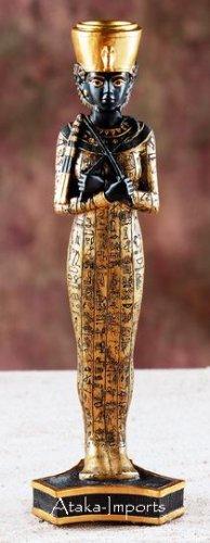 EGYPTIAN TAHARQA CANDLEHOLDER (5958)
