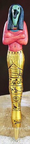 IBIS THOTH COLLECTOR PEN -EGYPTIAN (5184)