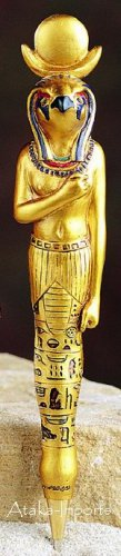 HORUS FALCON COLLECTOR PEN-EGYPTIAN (5185)