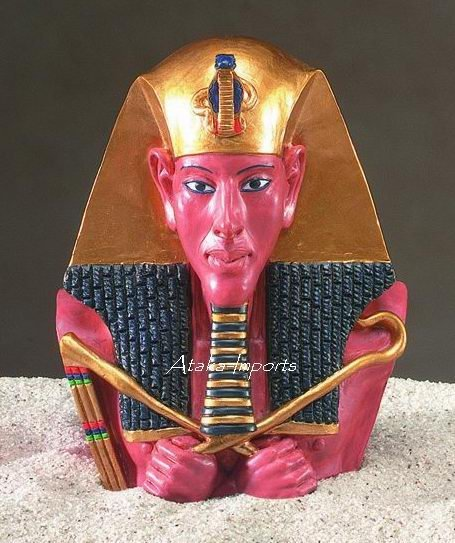 AKHENATEN FIGURINE-EGYPTIAN PHARAOH (5101)