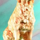 GOLDEN RETRIEVER DOG FIGURINE-STATUE (5064)