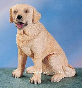 GOLDEN RETRIEVER DOG FIGURINE (4411)