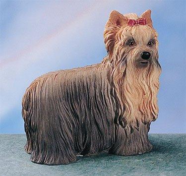 YORKIE DOG FIGURINE (4413s)