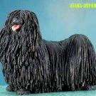 PULI DOG FIGURINE (5676)