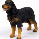 GORDON SETTER DOG FIGURINE (6327s)