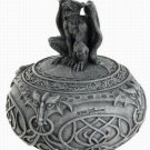 GARGOYLE TRINKET-JEWELERY BOX -GOTHIC (6312)