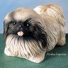 PEKINGESE DOG FIGURINE-PEKE (4866)
