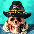 U.S. NORTH SKULL FIGURINE-SKELETON-GENERAL-HALLOWEEN (4387)