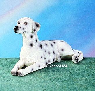 DALMATIAN DOG FIGURINE-DAL (4773)