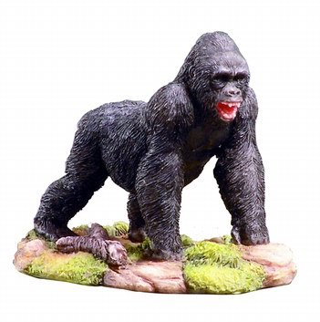 GORILLA-FIGURINE-DISPLAY-FUN (6176)